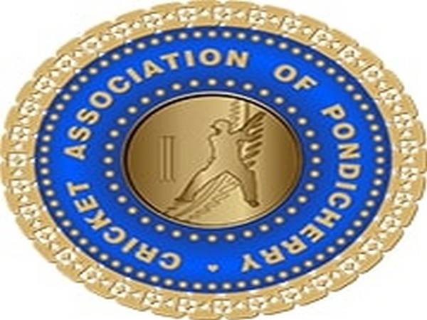 Cricket Association of Pondicherry logo