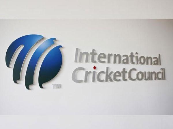 Logo of International Cricket Council