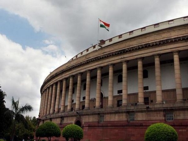 Parliament of India. (File Photo)