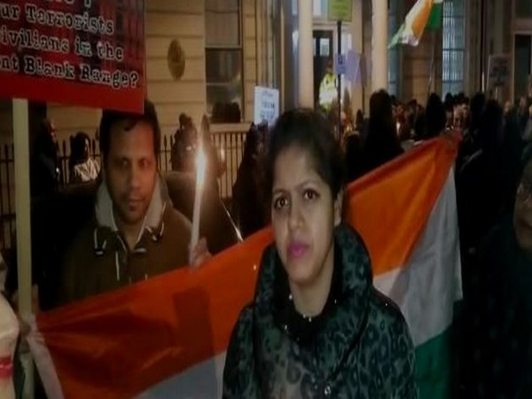 Indian diaspora in UK holds candlelight march to pay tribute to victims of 26/11 terror attack