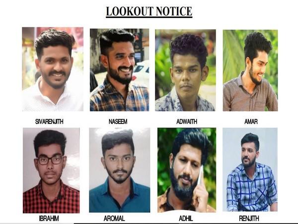 Kerala police issued lookout notice against 8 SFI members