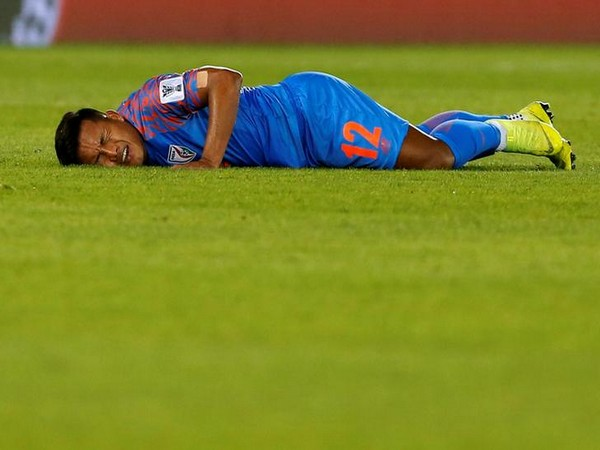 Indian football player Jeje Lalpekhlua