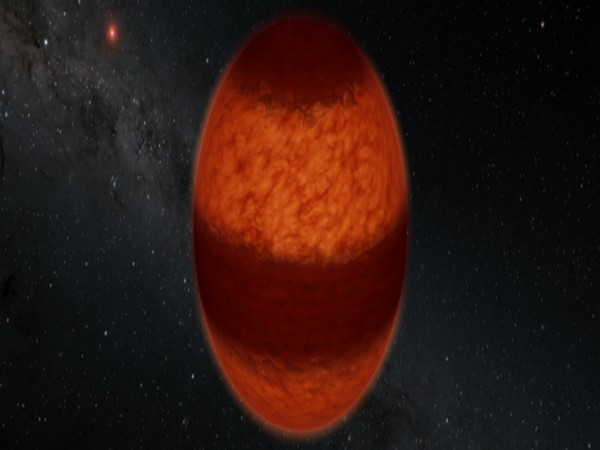 A team of astronomers has discovered that the closest known brown dwarf, Luhman 16A, shows signs of cloud bands similar to those seen on Jupiter and Saturn. (Image courtesy: NASA)