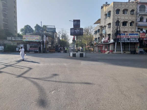 Lucknow on Wednesday morning.
