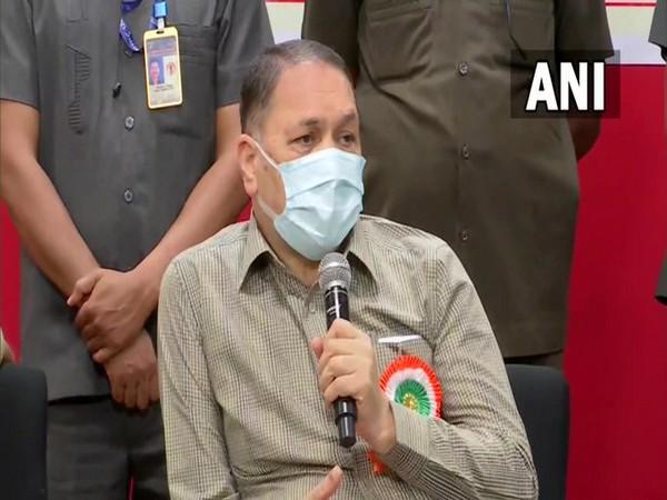 Maharashtra Home Minister Dilip Walse Patil. (Photo/ANI)