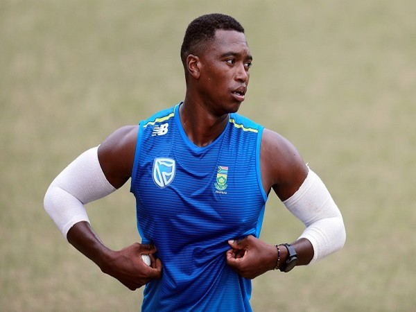 Lungi Ngidi (File photo)