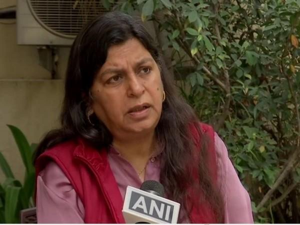 Senior advocate Geeta Luthra, who represented MJ Akbar in criminal defamation case against Priya Ramani. (Photo/ANI)