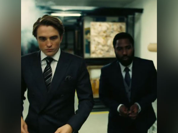 A still from Christopher Nolan's 'Tenet'. (Image Source: YouTube)