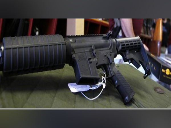 A representative image of a Palmetto M4 assault rifle