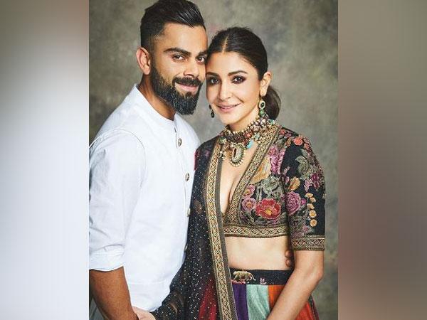 Virat Kohli and Anushka Sharma (Image courtesy: Instagram)