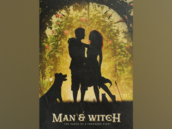 A poster of the coming film 'Man and Witch'  (Image source: Twitter)