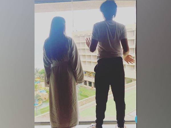 Malaika Arora, Arhaan Khan (Image courtesy: Instagram)