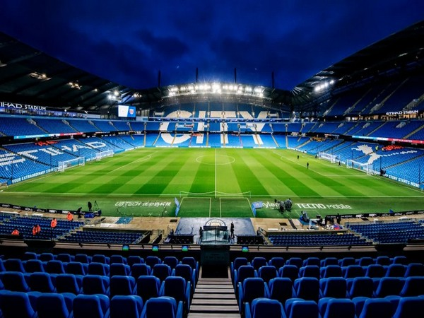 Representative image (Photo/ Manchester City website)