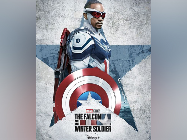 Anthony Mackie as new Captain America (Image source: Instagram)