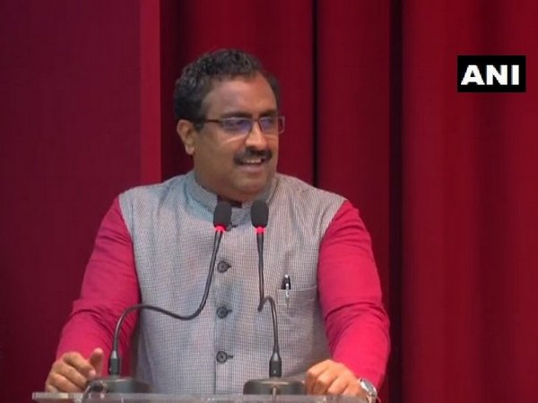 BJP National General Secretary Ram Madhav (File photo)