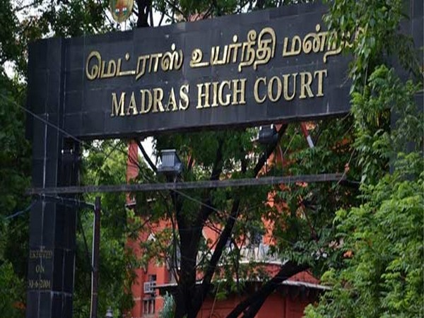 Madras High Court (file pic)