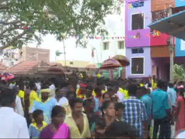 processions in Madurai (filephoto)