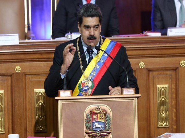 Embattled Venezuelan President Nicolas Maduro (File photo)