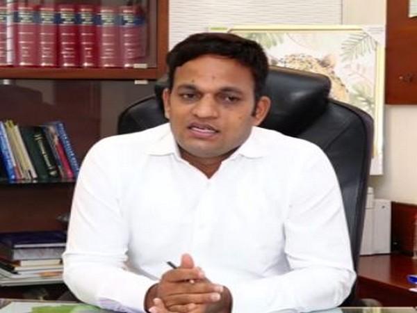 Mangaluru city Police Commissioner, N.Shashi Kumar (Photo/ANI)