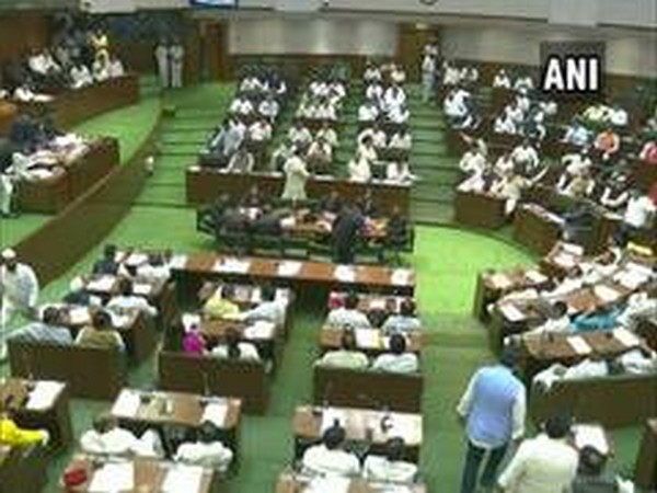 A file photo of Maharashtra Assembly.