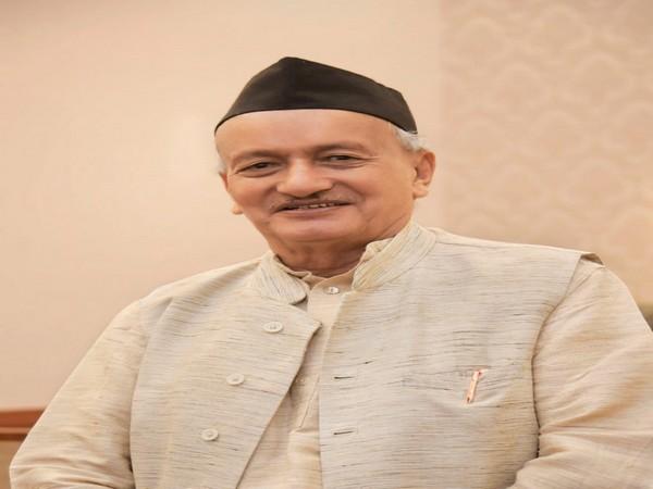 Maharashtra Governor Bhagat Singh Koshyari. (Photo/ANI)