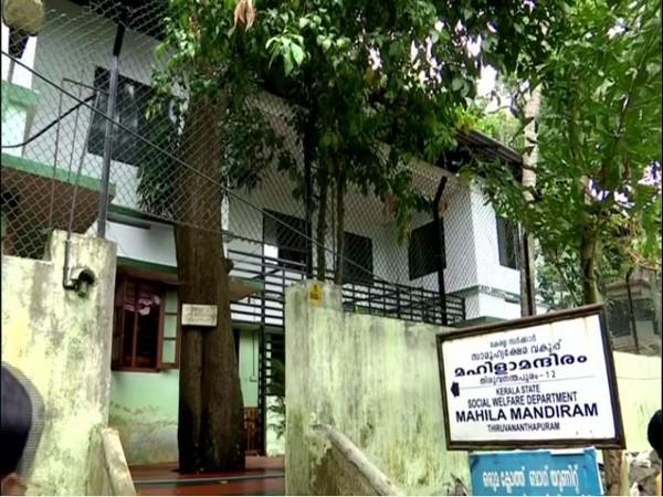 Visual of Mahila Mandiram, run by the Social Welfare department.