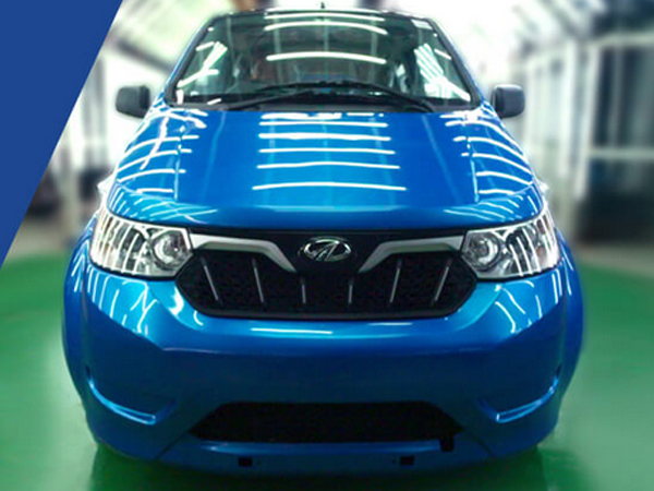 There are more than 32,000 Mahindra EVs on Indian roads