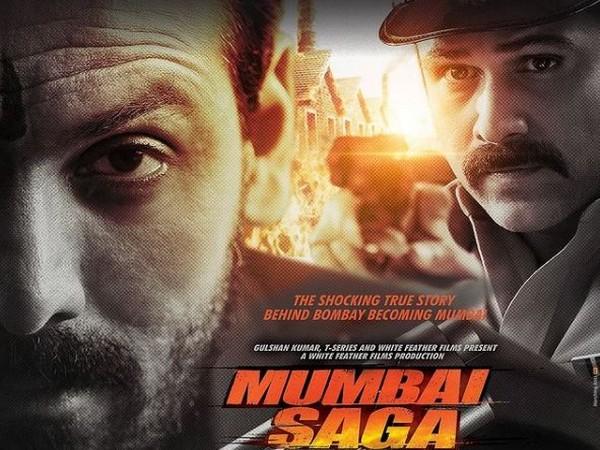 Poster of 'Mumbai Saga'
