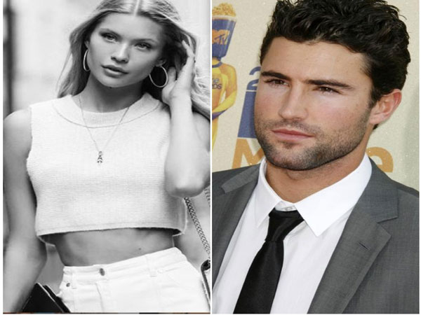 Josie Canseco and Brody Jenner, Picture courtesy: Instagram