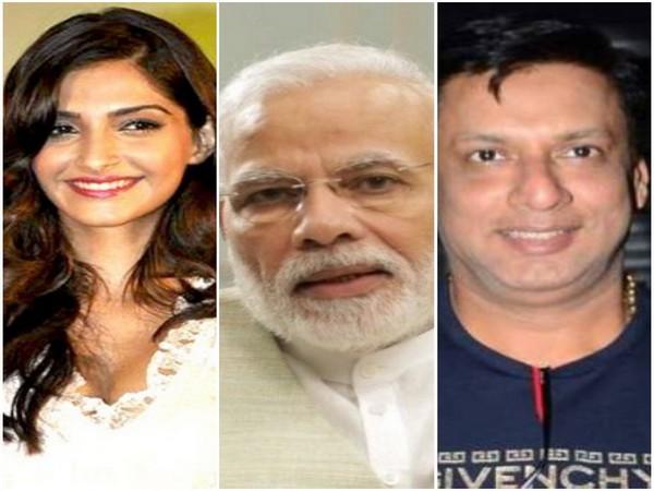 Sonam Kapoor, PM Modi and Madhur Bhandarkar