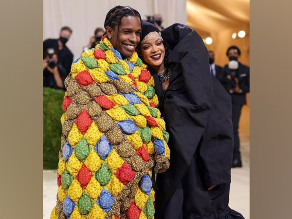 Rihanna and A$AP Rocky (Image source: Instagram)