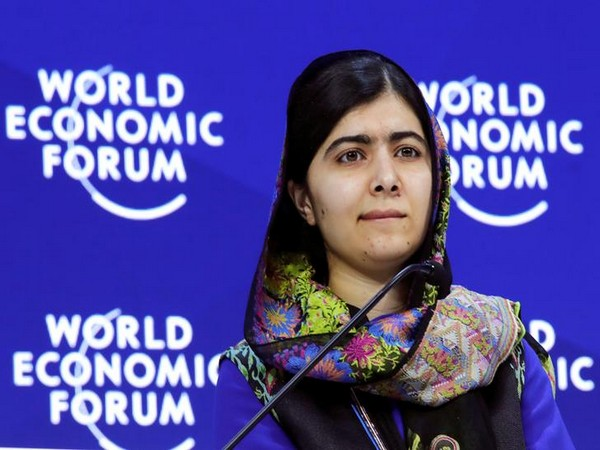 Nobel laureate Malala Yousafzai (file photo)