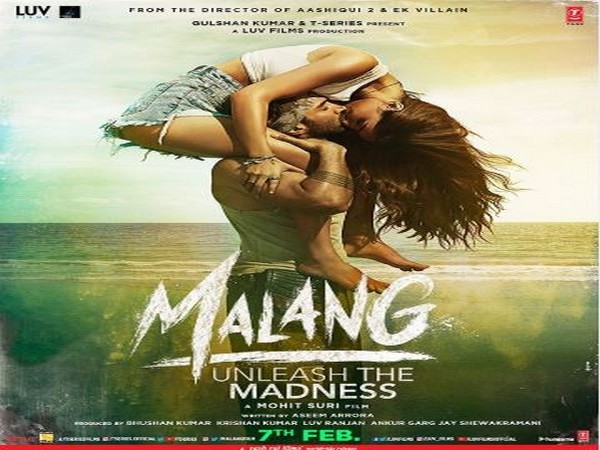 Aditya Disha Become Two Wild Souls In New Poster Of Malang