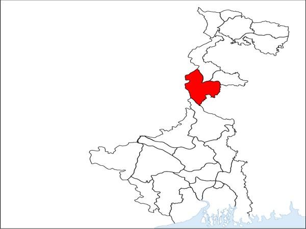 Malda district in West Bengal