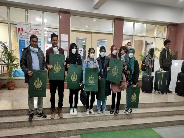 7 Maldivians set to travel back to country after being discharged from quarantine facility in Delhi