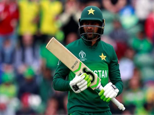 Pakistan all-rounder Shoaib Malik
