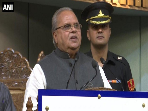 J&K governor Satya Pal Malik (file picture)