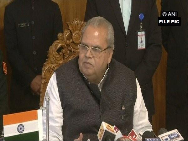 Governor Satya Pal Malik (File Image)
