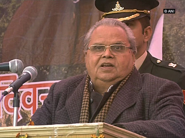 J & K governor Satya Pal Malik (File Pic)
