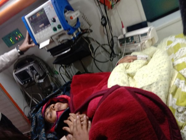 DCW chief Swati Maliwal admitted to LNJP hospital on Sunday