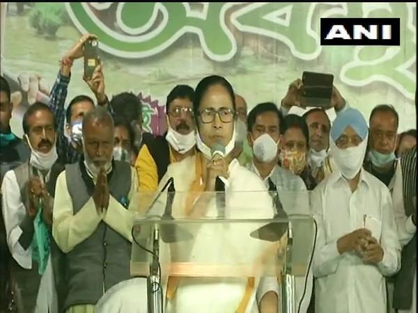 West Bengal Chief Minister Mamata Banerjee. (File Photo/ANI)