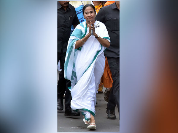West Bengal Chief Minister Mamata Banerjee [File Photo/ANI]