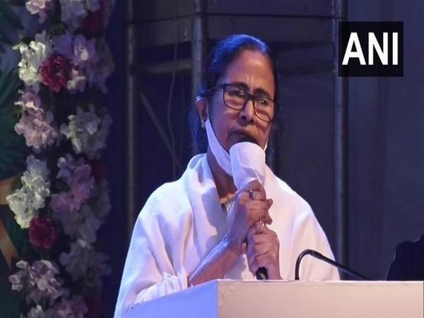 West Bengal Chief Minister Mamata Banerjee. (Filephoto/ANI)