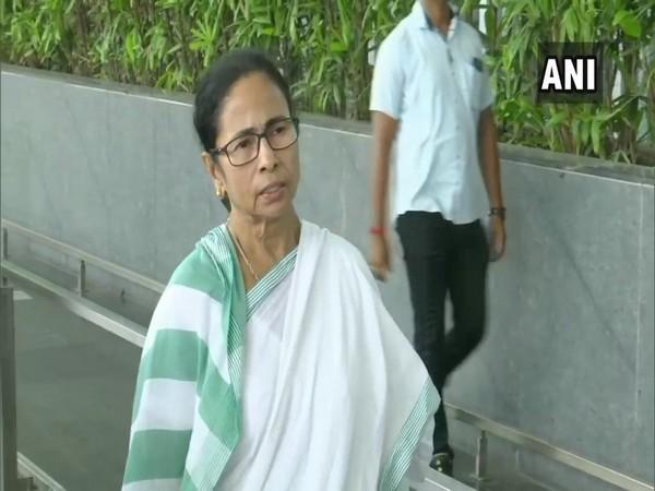 West Bengal Chief Minister Mamata Banerjee in Kolkata.