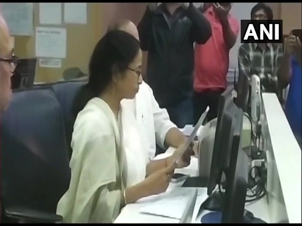 Chief Minister Mamata Banerjee [File Photo/ANI]
