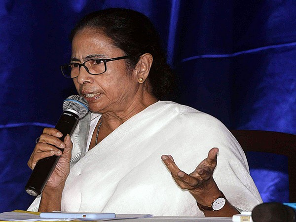 West Bengal Chief Minister Mamata Banerjee (file pic)