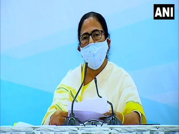 West Bengal Chief Minister Mamata Banerjee addressing a press conference in Nabanna on Wednesday.