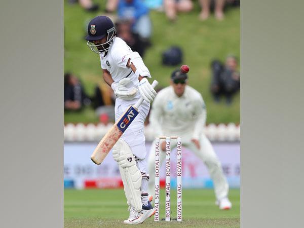 Indian cricketer Mayank Agarwal