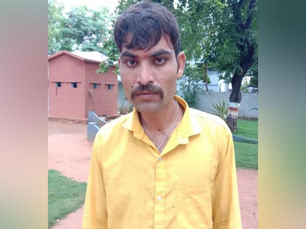 22-year-old Amghoth Shiva