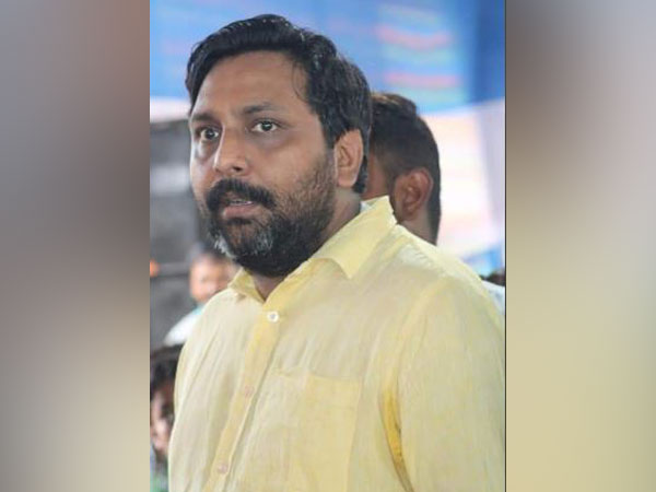 Titagarh councillor Manish Shukla (Photo credit: BJP West Bengal)